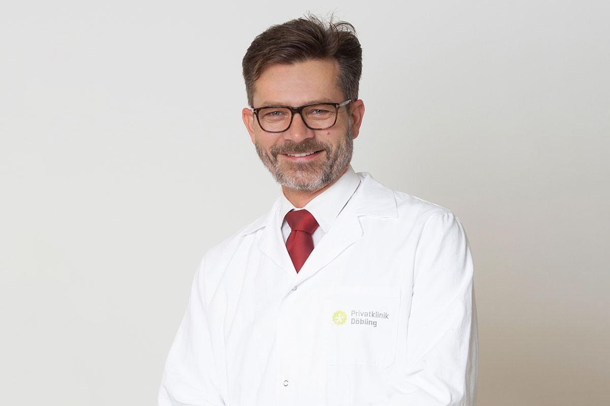 Dr. Stefan Marlovits vom Knorpelzentrum Wien