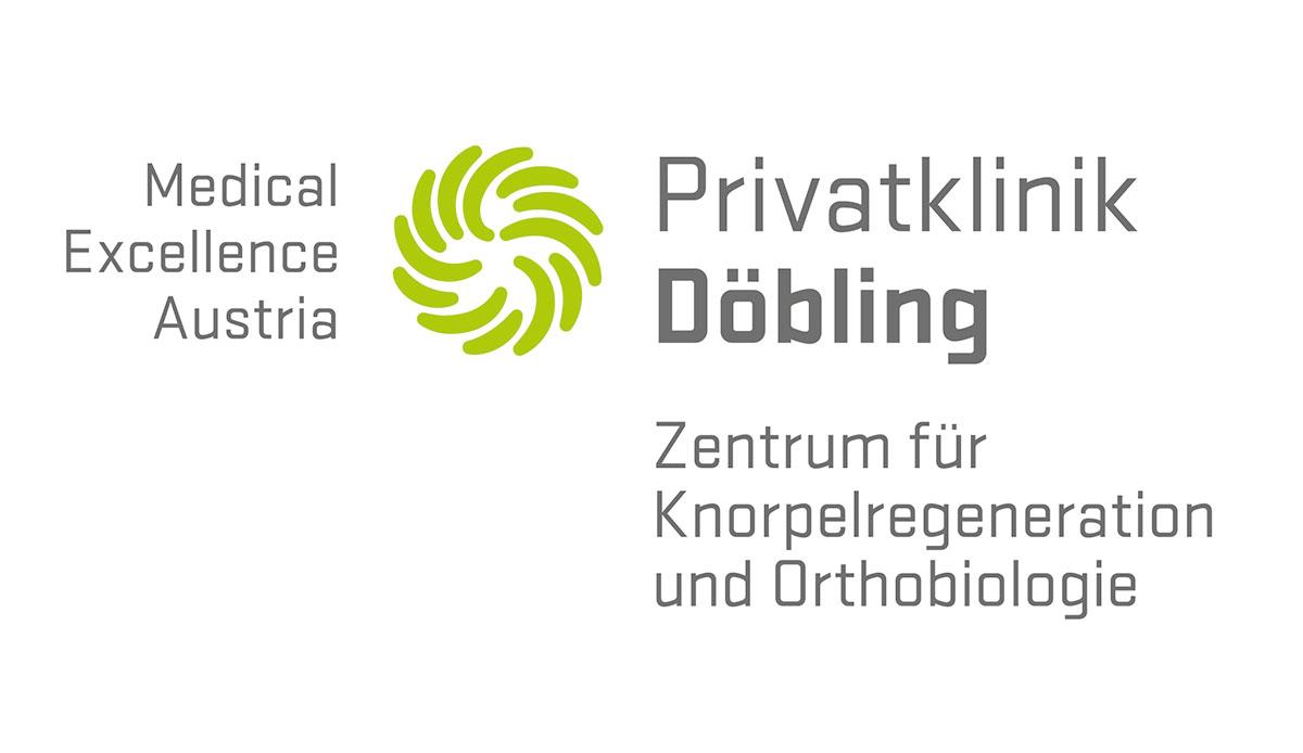 Logo Zentrum für Knorpelregenerationen und Orthobiologie der Privatklinik Döbling