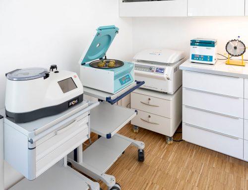 Zellkultivierung für die Knorpelzelltransplantation