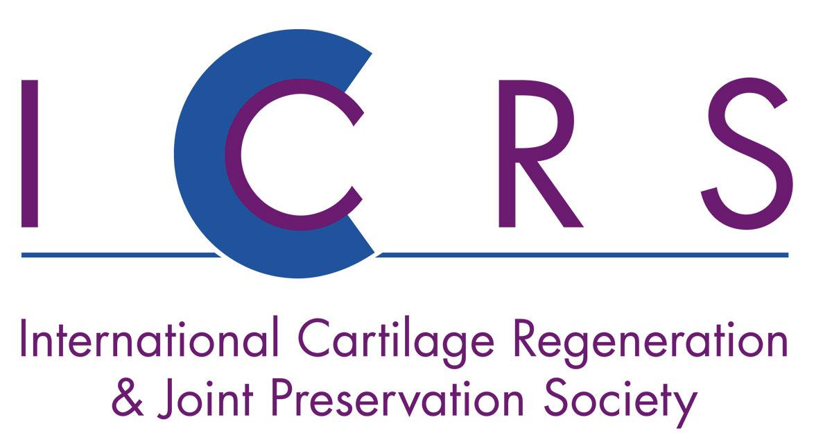 Logo ICRS – International Cartilage Regeneration & Joint Preservation Society
